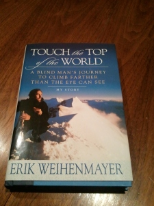 Erik Weihenmayer Book
