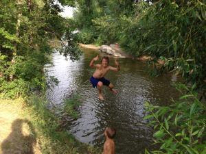 frank creek