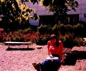 My fashion sense as a teenager: t-shirts & jeans