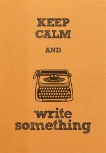 Writesomething